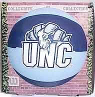 North Carolina Tar Heels NCAA Wilson Collegiate Collection Full Size Basketball
