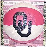 Oklahoma Sooners NCAA Wilson Collegiate Collection Full Size Basketball