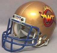Arizona Wranglers USFL United States Football League Authentic Mini Helmet
