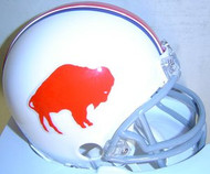 Buffalo Bills 1965-1973 Riddell NFL Replica AFL Throwback Z2B Mini Helmet