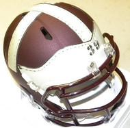 Texas A&M Aggies 1939 Throwback Riddell NCAA Replica Revolution SPEED Mini Helmet