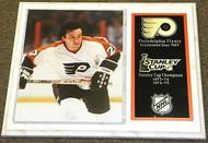 Reggie Leach Philadelphia Flyers NHL 15x12 Plaque