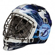 Tampa Bay Lightning Franklin NHL Full Size Street Extreme Youth Goalie Mask
