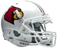 Louisville Cardinals Schutt NCAA College Football Team Full Size Authentic XP Helmet