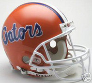 Florida Gators Riddell NCAA Collegiate Authentic Pro Line Full Size Helmet