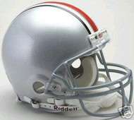 Ohio State Buckeyes Riddell NCAA Collegiate Authentic Pro Line Full Size Helmet