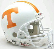 Tennessee Volunteers Riddell NCAA Collegiate Authentic Pro Line Full Size Helmet