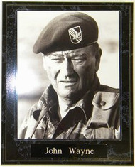 John Wayne Legendary Actor 10.5 x 13 Movie Plaque - johnwaynepl3