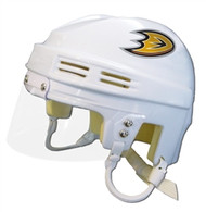 Anaheim Ducks NHL White Player Mini Hockey Helmet