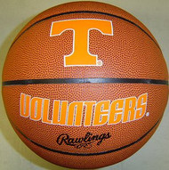 Tennessee Volunteers NCAA Rawlings Tip Off Full Size Basketball