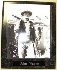 John Wayne Legendary Actor 10.5 x 13 Movie Plaque - johnwaynepl2