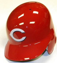 Cincinnati Reds Rawlings Full Size Authentic Right Handed MLB Batting Helmet - Left Flap Regular