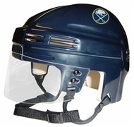 Buffalo Sabres NHL Navy Player Mini Hockey Helmet