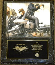 Anne Hathaway Catwoman 12x15 The Dark Knight Rises Batman Movie Plaque
