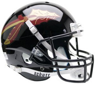 Florida State Seminoles Black Schutt NCAA College Football Team Full Size Replica XP Helmet