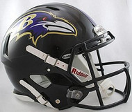 Baltimore Ravens Riddell NFL Authentic Revolution SPEED Pro Line Full Size Helmet