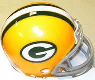 Green Bay Packers 1961-1979 Z2B Riddell NFL Replica Throwback Mini Helmet
