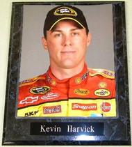 Kevin Harvick NASCAR 10.5x13 Plaque