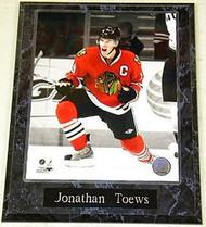 Jonathan Toews Chicago Blackhawks NHL 10.5 x 13 Plaque