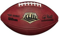 Super Bowl 43 XLIII Wilson Official NFL Game Football Steelers vs. Cardinals