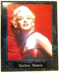Marilyn Monroe Legendary Actress & Model 10.5 x 13 Plaque