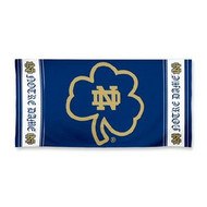 "Notre Dame Fighting Irish WinCraft McArthur 30""x60"" Fiber Beach Towel"