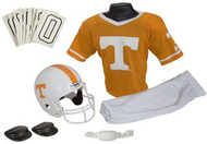 Tennessee Volunteers Franklin Deluxe Youth / Kids Football Uniform Set - Size Medium