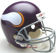 Minnesota Vikings 1961-1979 Riddell NFL Deluxe Throwback Full Size Helmet