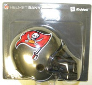 Tampa Bay Buccaneers Riddell NFL Mini Helmet Bank