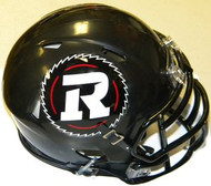 Ottawa RedBlacks Riddell CFL Replica Revolution SPEED Mini Helmet