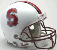 Stanford Cardinal Riddell NCAA Collegiate Authentic Pro Line Full Size Helmet
