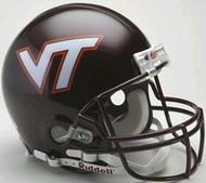 Virginia Tech Hokies Riddell NCAA Collegiate Authentic Pro Line Full Size Helmet