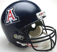 "Arizona Wildcats ""BLUE"" Riddell NCAA Collegiate Deluxe Replica Full Size Helmet"