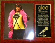 Amber Riley Glee Actress 12x15 Plaque