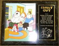 Family Guy 12x15 Custom Cartoon Plaque
