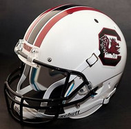 South Carolina Gamecocks Schutt NCAA College Football Team Full Size Replica XP Helmet