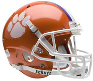 Clemson Tigers Schutt NCAA College Football Team Full Size Replica XP Helmet