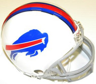 Buffalo Bills WHITE Riddell NFL Replica Mini Helmet