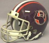 Pittsburgh Maulers USFL United States Football League Authentic Mini Helmet