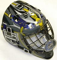 Los Angeles Kings Franklin NHL Full Size Street Extreme Youth Goalie Mask