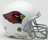 Arizona Cardinals Riddell NFL Replica 6-Pack Mini Helmet Set