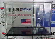 Pro Mold Football Mini Helmet Holder Protection Display Cube Case of 12