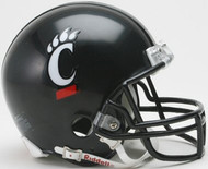 Cincinnati Bearcats Riddell NCAA College Replica 6-Pack Mini Helmet Set