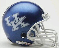 Kentucky Wildcats Riddell NCAA College Replica 6-Pack Mini Helmet Set