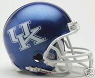 Kentucky Wildcats Riddell NCAA College Replica 6-Pack Mini Helmet Set