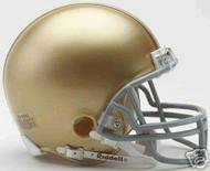 Notre Dame Fighting Irish Riddell NCAA College Replica 6-Pack Mini Helmet Set