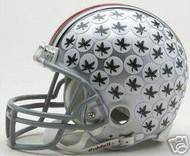 Ohio State Buckeyes Riddell NCAA College Replica 6-Pack Mini Helmet Set