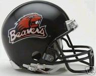 Oregon State Beavers Riddell NCAA College Replica 6-Pack Mini Helmet Set