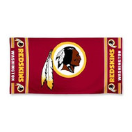 "Washington Redskins WinCraft McArthur 30""x60"" Fiber Beach Towel"