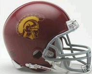 USC Trojans Riddell NCAA College Replica 6-Pack Mini Helmet Set